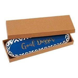 Goal Digger Vanity Tray is NWT and box